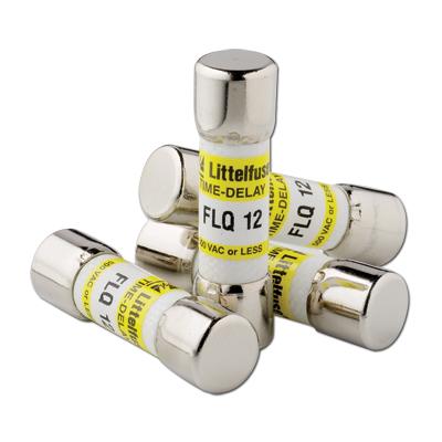 Littelfuse FLQ005 5 Amp 500 VAC 300 VDC Time Delay Midget Fuse