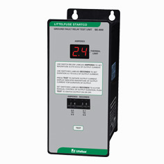 GROUND-FAULT-RELAY TEST UNIT