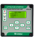 Click to open the Virtual FPU-32 Feeder Protection Unit.