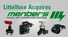 Littelfuse Acquires Menber's