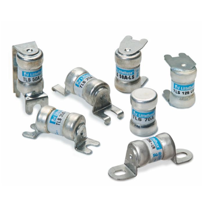 tls保险丝的最大工作电压为170伏直流,可为电信系统直流配电电路中的