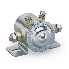 Cole Hersee Solenoid