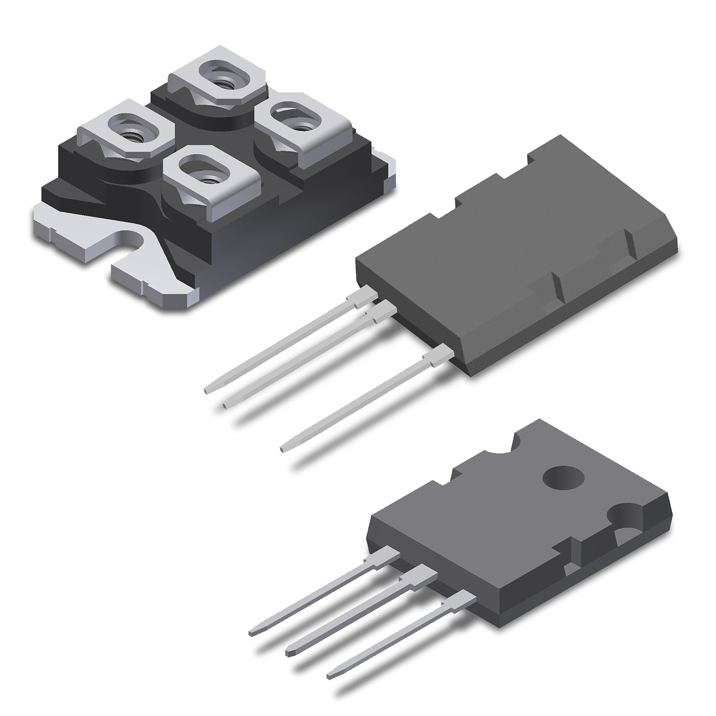 Very High Voltage Series - N Channel Standard Discrete MOSFETs from