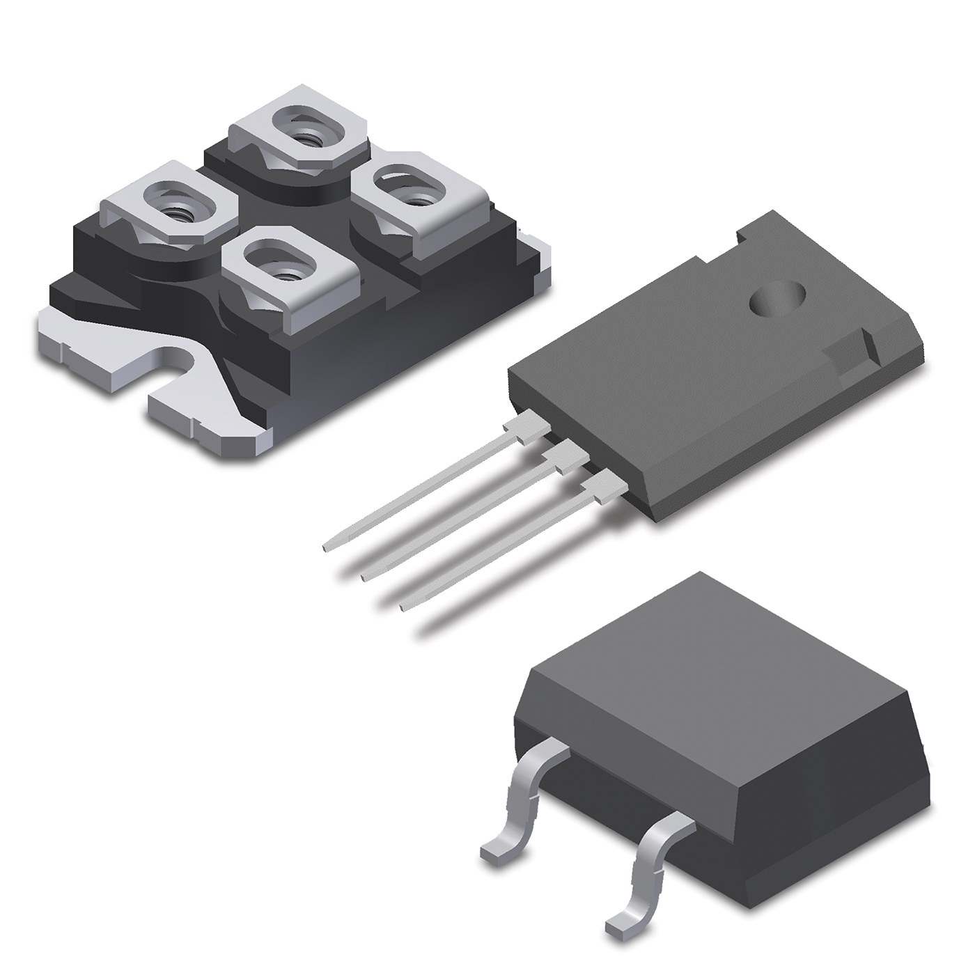 Gen1 Series - N Channel Trench Gate Discrete MOSFETs from