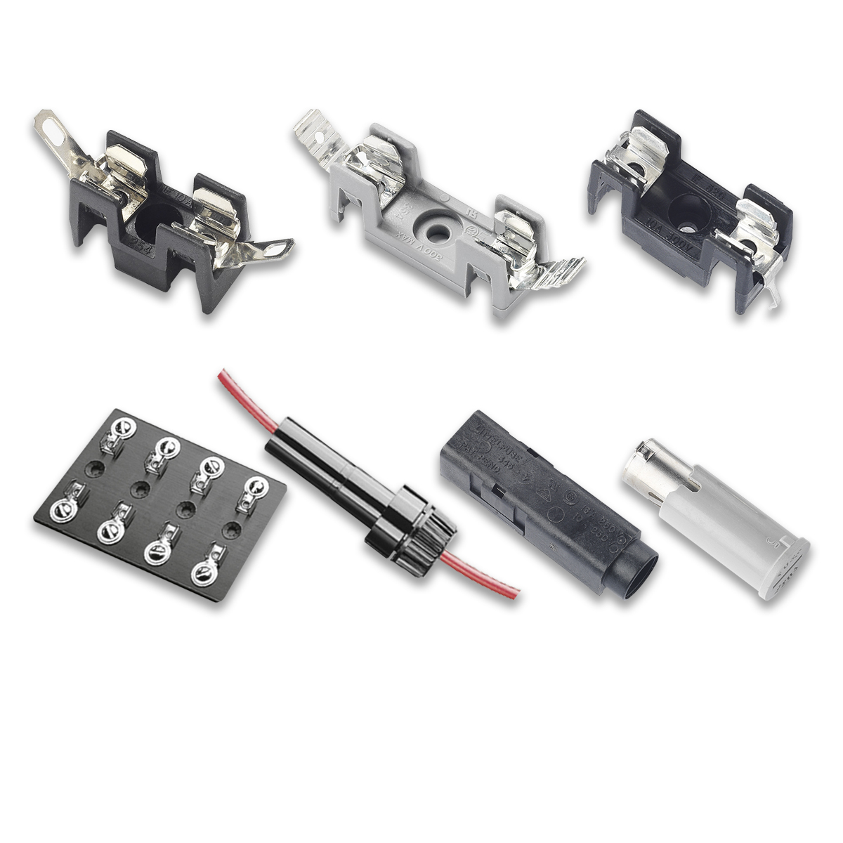 Electrical Fuse Block Holders Trusted Wiring Diagrams Bad Box New Blocks And From Littelfuse Eliminate The Necessity Rh Com Amp For Power Wire Sizes 60