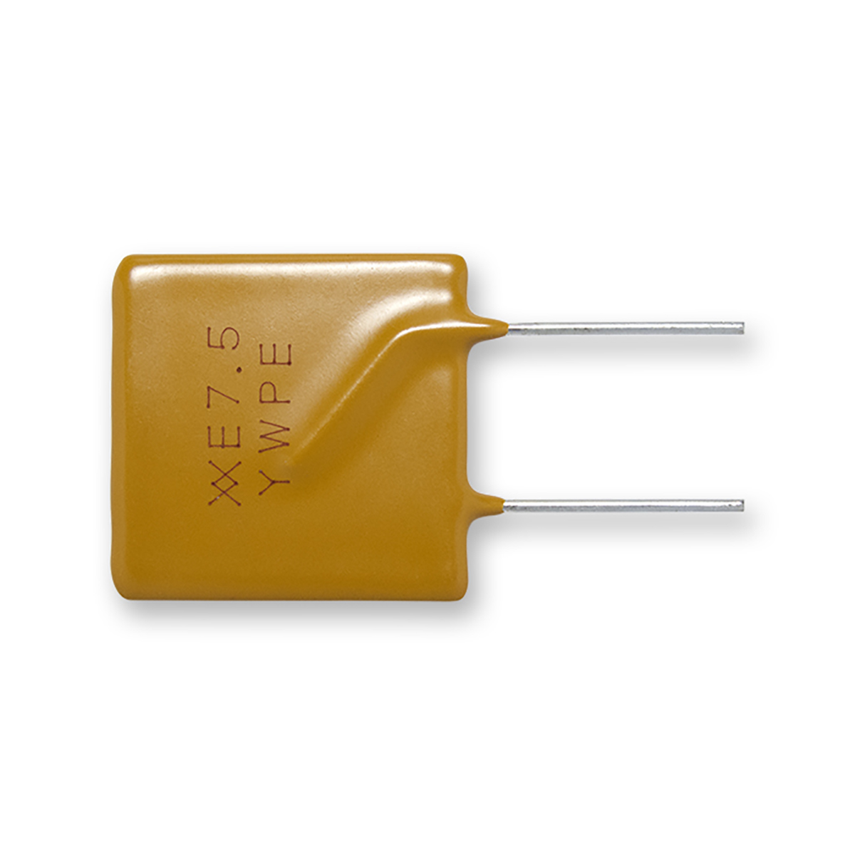 Ahef750 Ahef Series Radial Leaded From Resettable Ptcs Littelfuse Anlittlefusecircuitprotectionliionlipoly