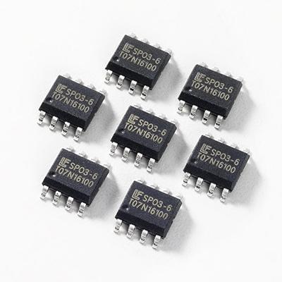 SP03-6 Baureihe - 150 A, 6 V, TVS-Diodenarrays mit geringer Kapazität zum Schutz von Breitbandgeräten
