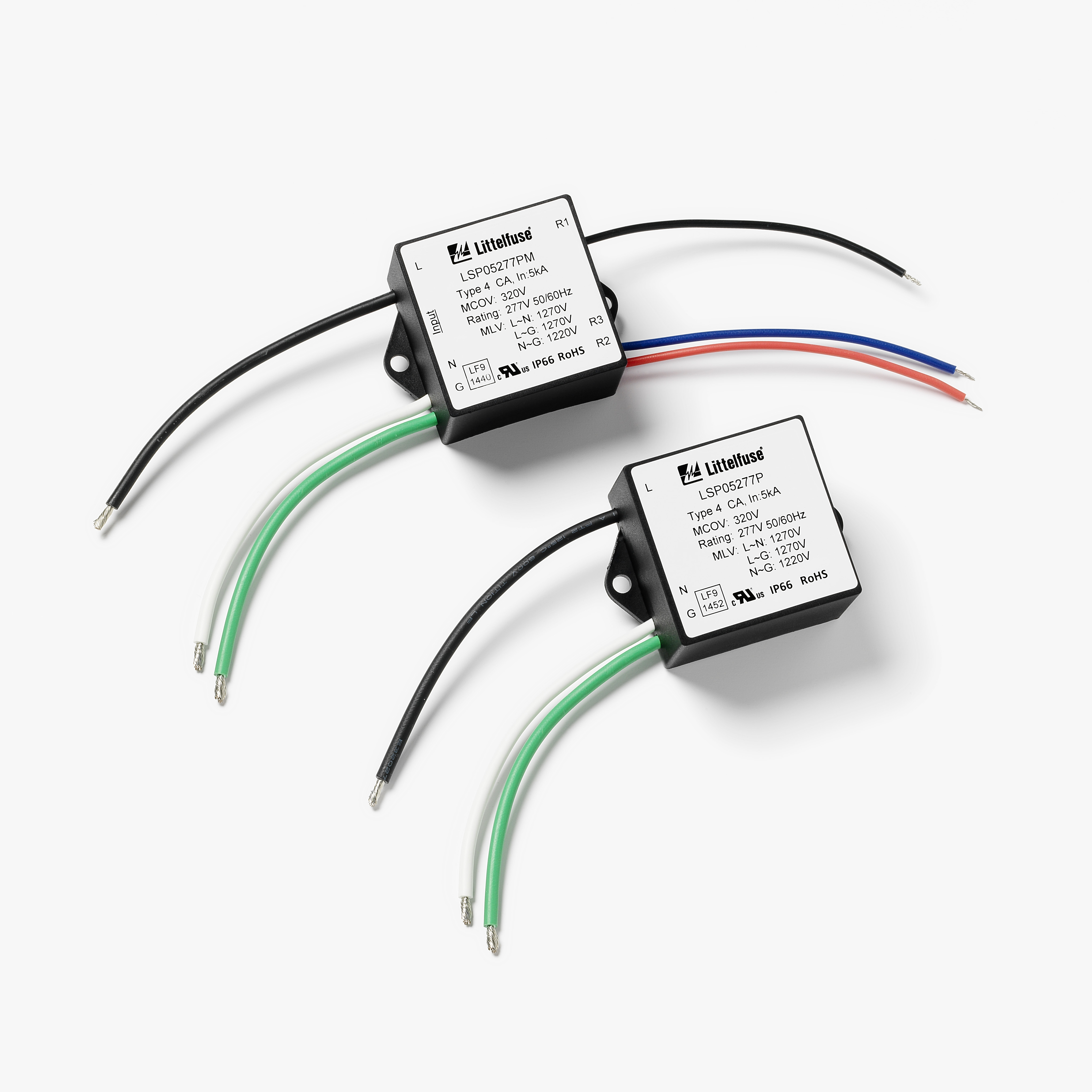 Commercial Lightning Protection: New Surge Protection Modules From Littelfuse Include World