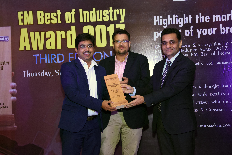リテルヒューズ 電子機器メーカーによる業界最優秀賞を受賞 リテル