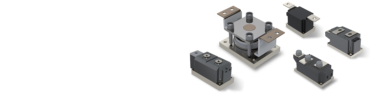 Littelfuse - Power Semiconductors - Thyristor Modules - Single and Dual Thyristor Modules