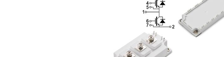Littelfuse - IXYS - Power Semiconductors - IGBT Modules