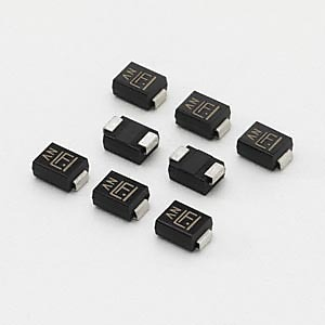 SMBJ Series - 600W Surface Mount TVS Diode