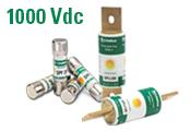1000V Solar fuses