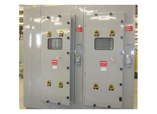 Medium Voltage Air insulated Arc-resistant Load Break and disconnect Switches