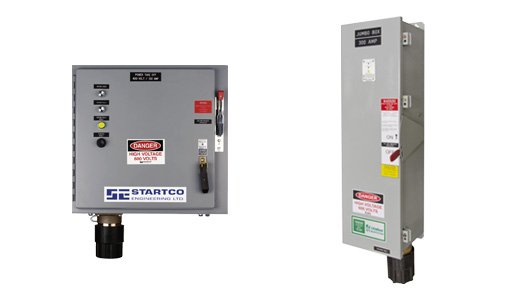 Find Littelfuse Startco Power Takeoff Panels