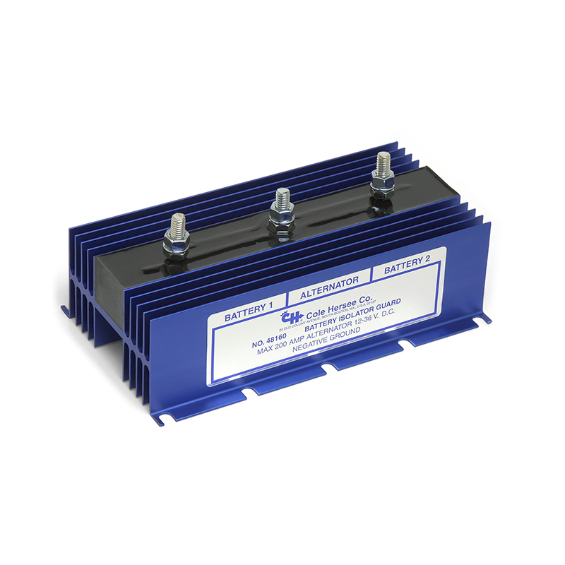 48160 Diode Battery Isolators Series From. Features General Purpose Battery Isolators. Wiring. Noco Battery Isolator Wiring Diagram High Performance At Scoala.co