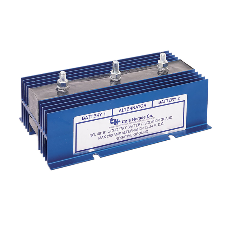 48161 - Diode Battery Isolators Series - Battery Isolators from ...