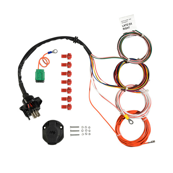 13-Pole 12V Wiring Harness