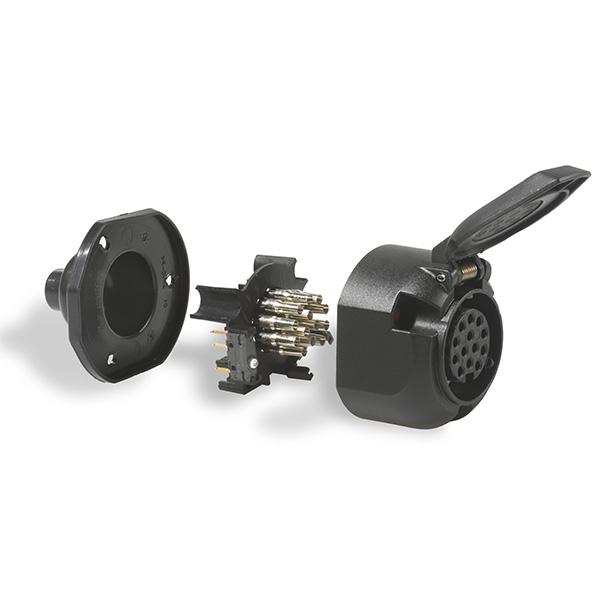 13-Pole 12V Sockets
