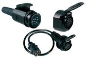 13-Pole Sockets and Plugs