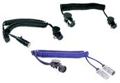 Littelfuse - DC Vehicle Connectors - 15-Pole Spiral Coils