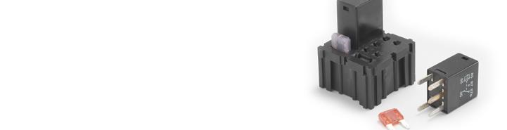 Littelfuse - Fuse Blocks, Fuse Holders and Fuse Accessories - POWR-BLOK Modular Power Distribution