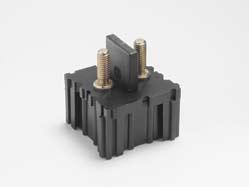 スタッドアッセンブリモジュール(2 スタッドおよび 4 スタッド)、電源タップモジュール