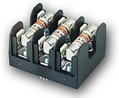 L600 PC-Board Mount Midget Fuse Holder