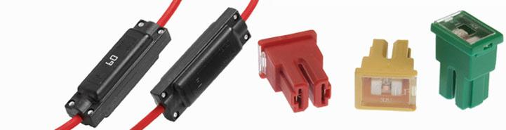 Jumper With Inline Fuse : Kabelsicherungen und pal sicherungen littelfuse