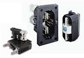 Littelfuse - Bloques de fusibles, portafusibles y accesorios para fusibles - Interruptores de desconexión de telecomunicaciones