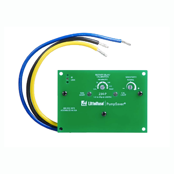 Motor and Pump Protection - Littelfuse