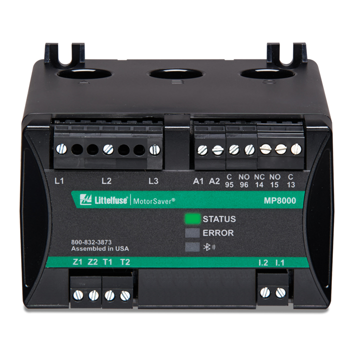 MP8000 Series Motor and Pump Protection Protection Relays from