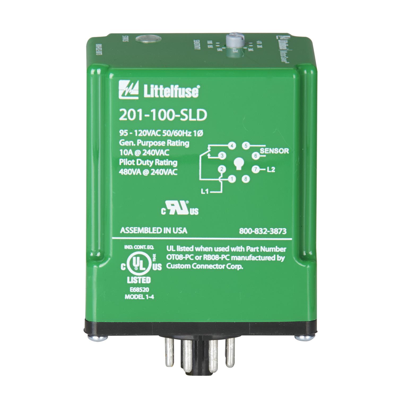 Littelfuse Pump Controls and Liquid Level Controls