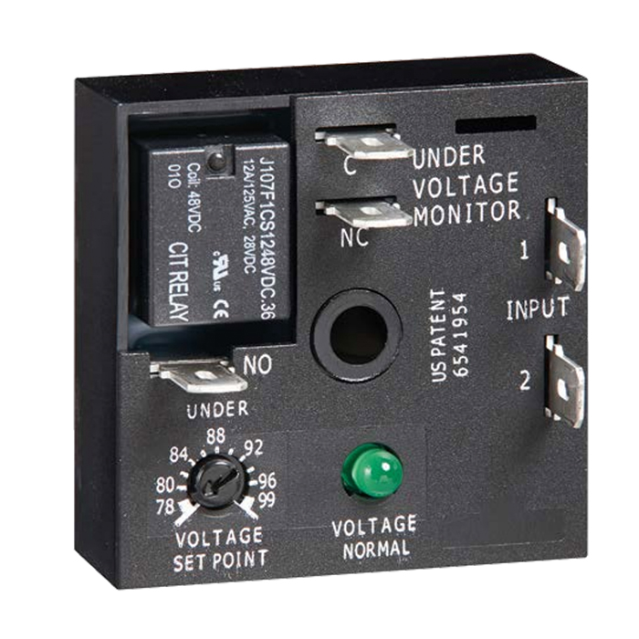Littelfuse Voltage Monitoring Relays