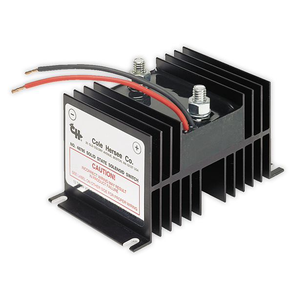 48785 Standard SolidState Relay Series Solid State Relays from