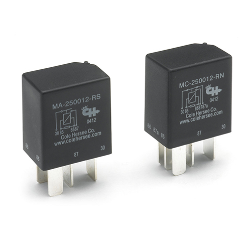 Plug-In Relay