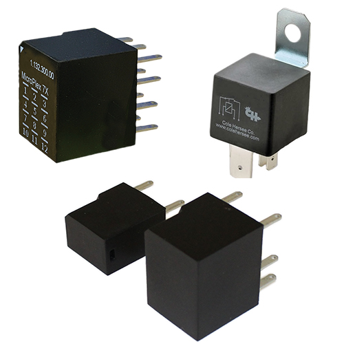 Plug In Relays and Can Controllers