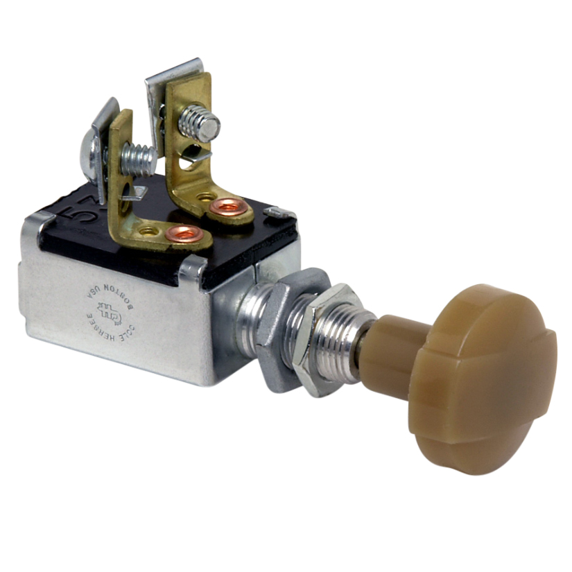 One Circuit Push Pull Switches