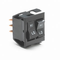 Dual Rocker Series - Rocker Switches from Switches - Littelfuse