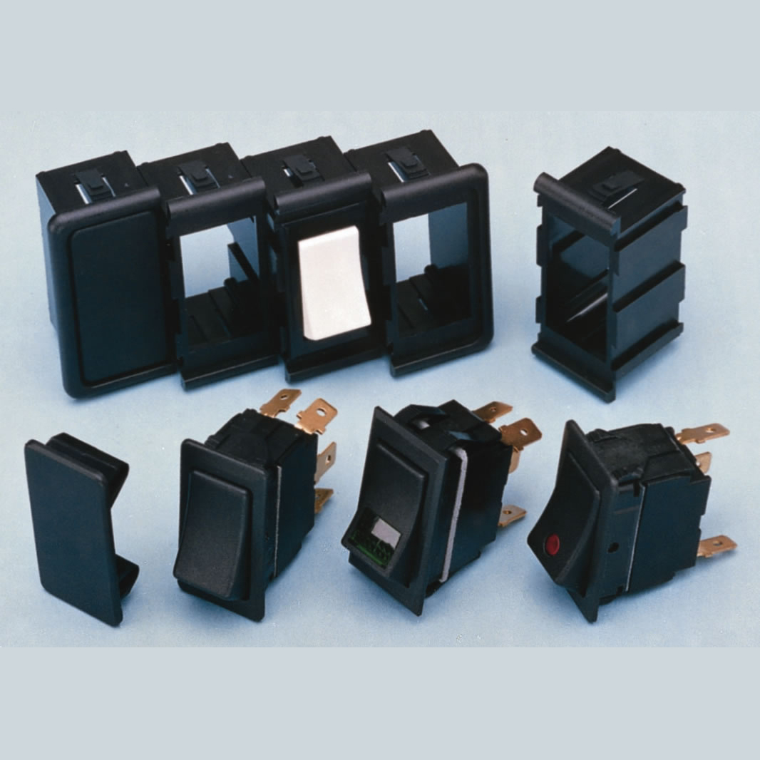 Rocker Switches Littelfuse 2 Way Switch Datasheet Accessories