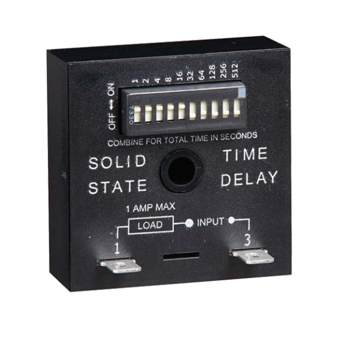 Littelfuse Delay on Make Relays