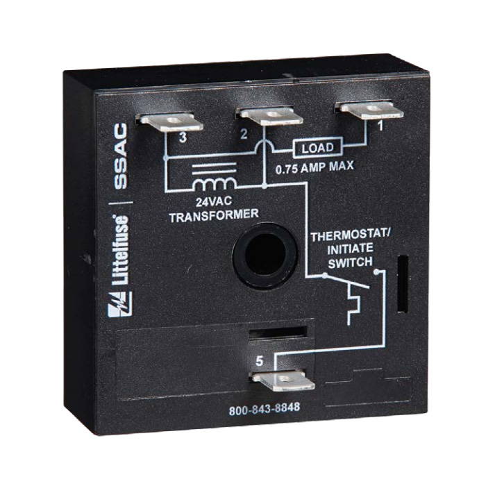 Littelfuse HVAC Relays