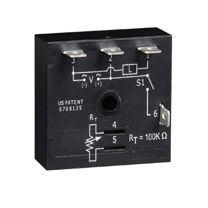 Littelfuse TSD9 Retrig Single Shot Relay