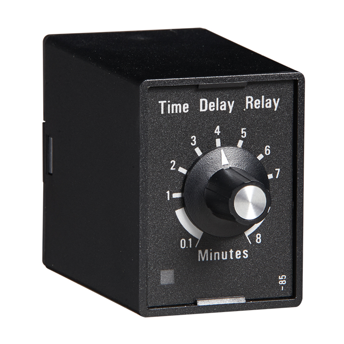 Single Shot Time Delay Relay Littelfuse