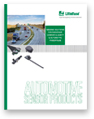 Automotive Sensor Products Catalog