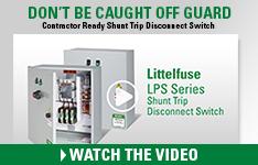 LPS Switch Panels