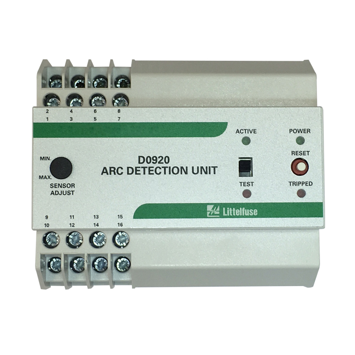 Littelfuse Arc-flash detection - D0920