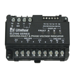 littelfuse_protection_relays_el3100 el3100 00 el3100 series ground fault relays protection relays arc 3100 switch panel wiring diagram at n-0.co