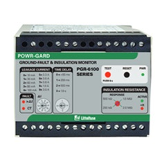 Pgr 6100 series motor and pump protection protection for Motor ground fault protection