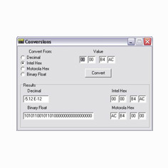 Hex Converter Series - Relay Software Protection Relays from
